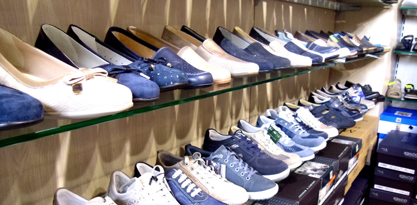 Scarpe Torino e calzature comode