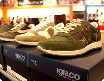 Foto scarpe Igi&Co